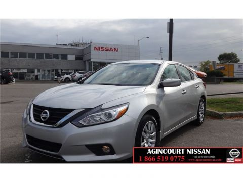 Pre-Owned 2017 Nissan Altima 2.5 S  No Accidents Non Rental FWD Car